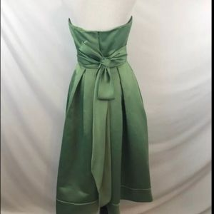 Alfred Sung Clover Green Dress